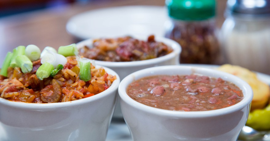 Creole and Cajun Style Food in Soulard, MO