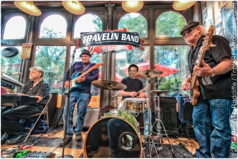 Music: The Travelin' Band 9-1 a.m.
