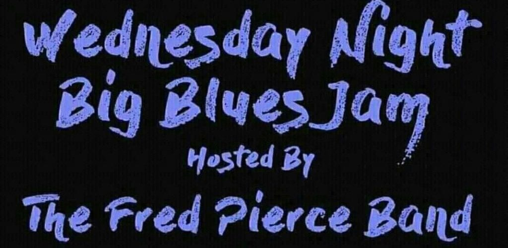 Blues Jam with Fred Pierce Band