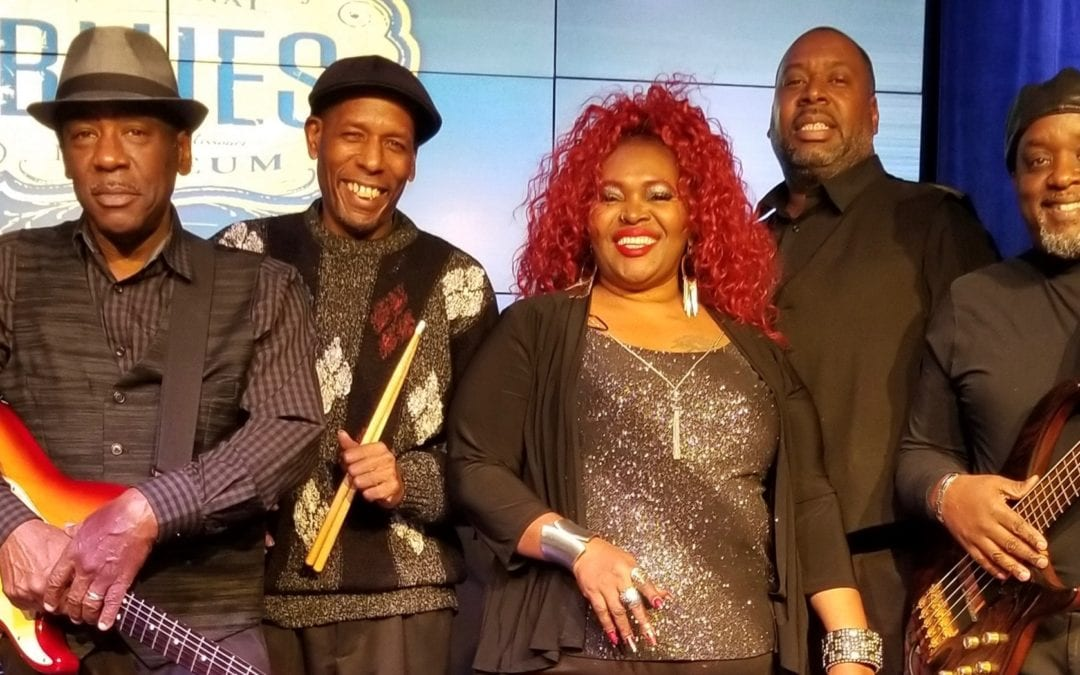 Ms. Silky Sol & the Real Players, Live, No Cover! 9-1 a.m.