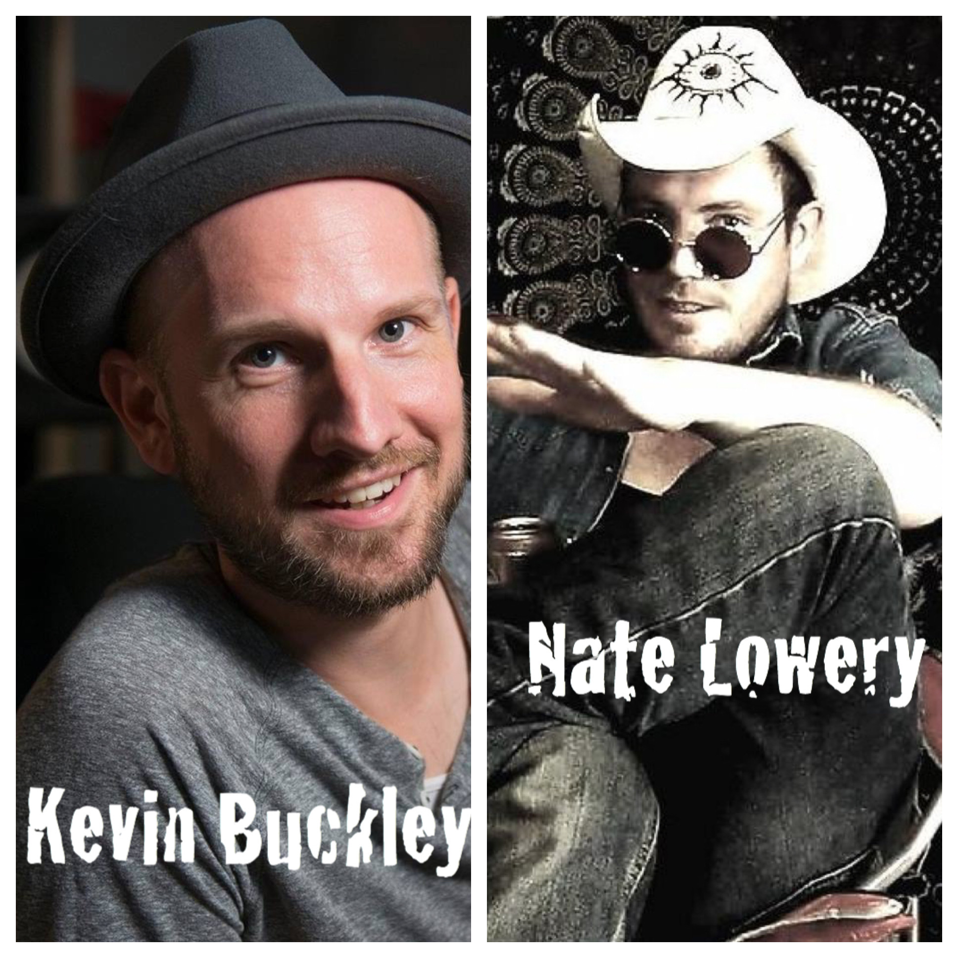 kevin buckley and nate lowery