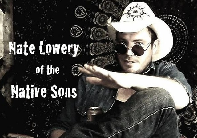Live Music:  The Native Sons  7:30 – 11:30 pm